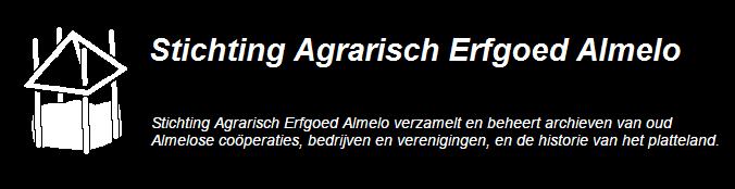 Stichting Agrarisch Erfgoed Almelo